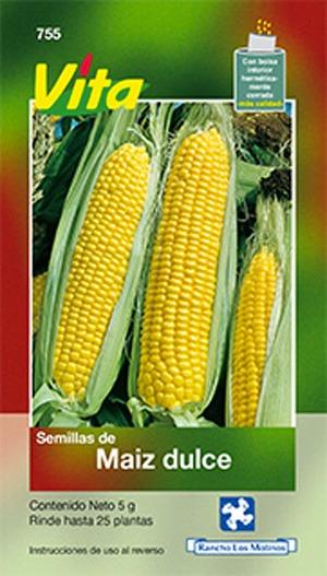 semillas maiz dulce 1