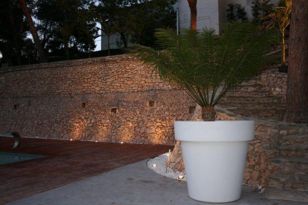 maceta redonda magnolia 60 grande